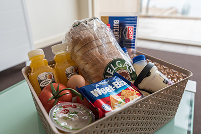 Bluff Resort Breakfast Hamper