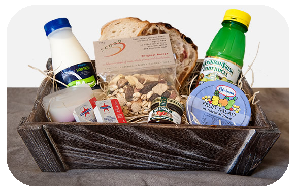 Breakfast Hamper $25.00